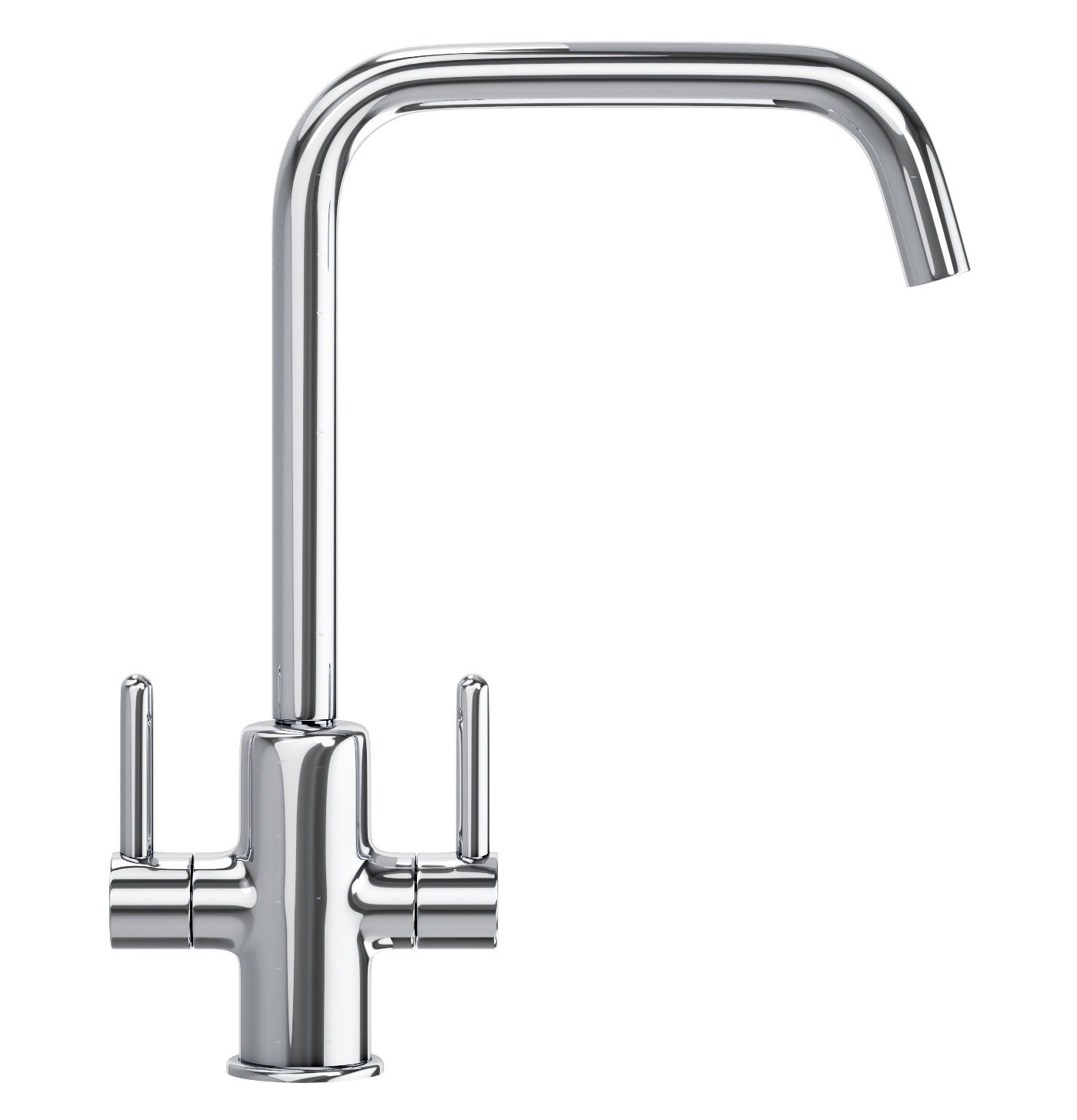 Franke Maris Kitchen Sink Mixer Tap Chrome More Finish