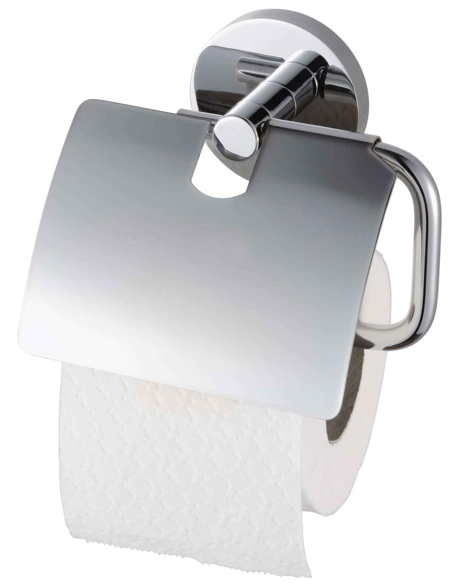 Aqualux Haceka Pro 2000 Toilet Roll Holder With Lid 1190860