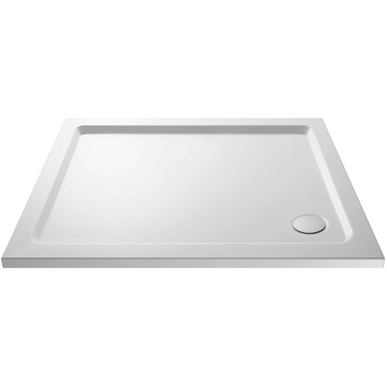 Lauren Pearlstone 1200 x 700mm Rectangular Shower Tray - More Sizes ...