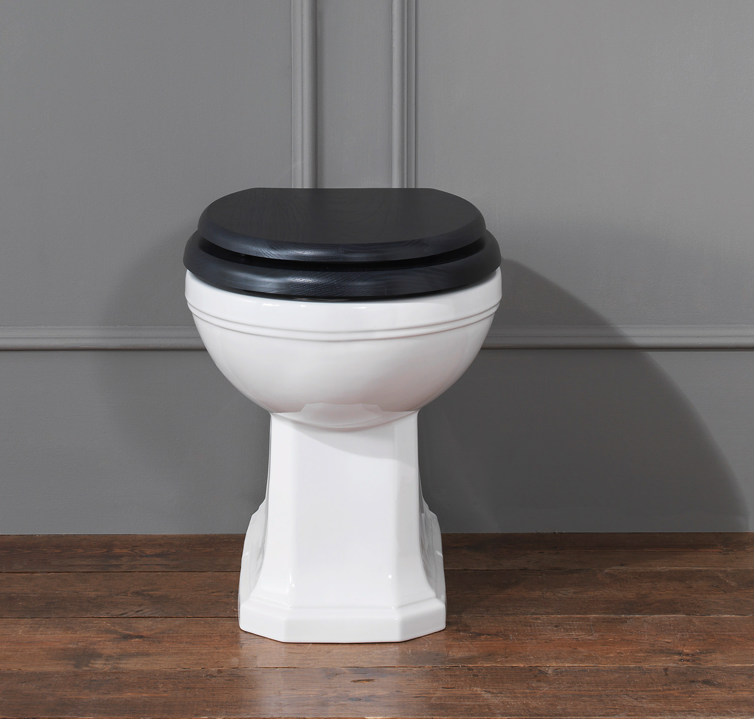 Silverdale Empire Back To Wall Wc Pan Emclobt6whi