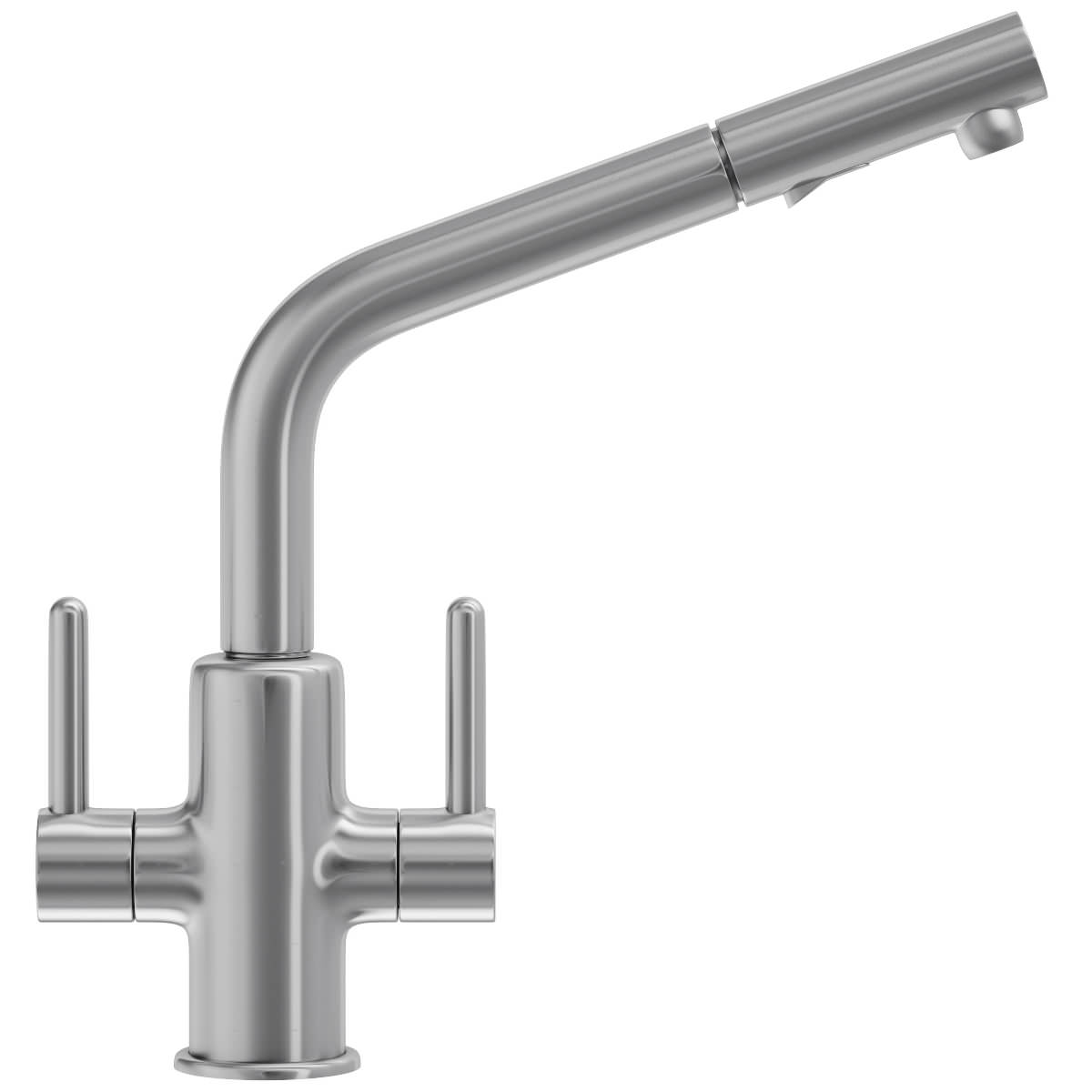 Kitchen Sink Mixer ~ Franke maris pull out spray kitchen sink mixer tap