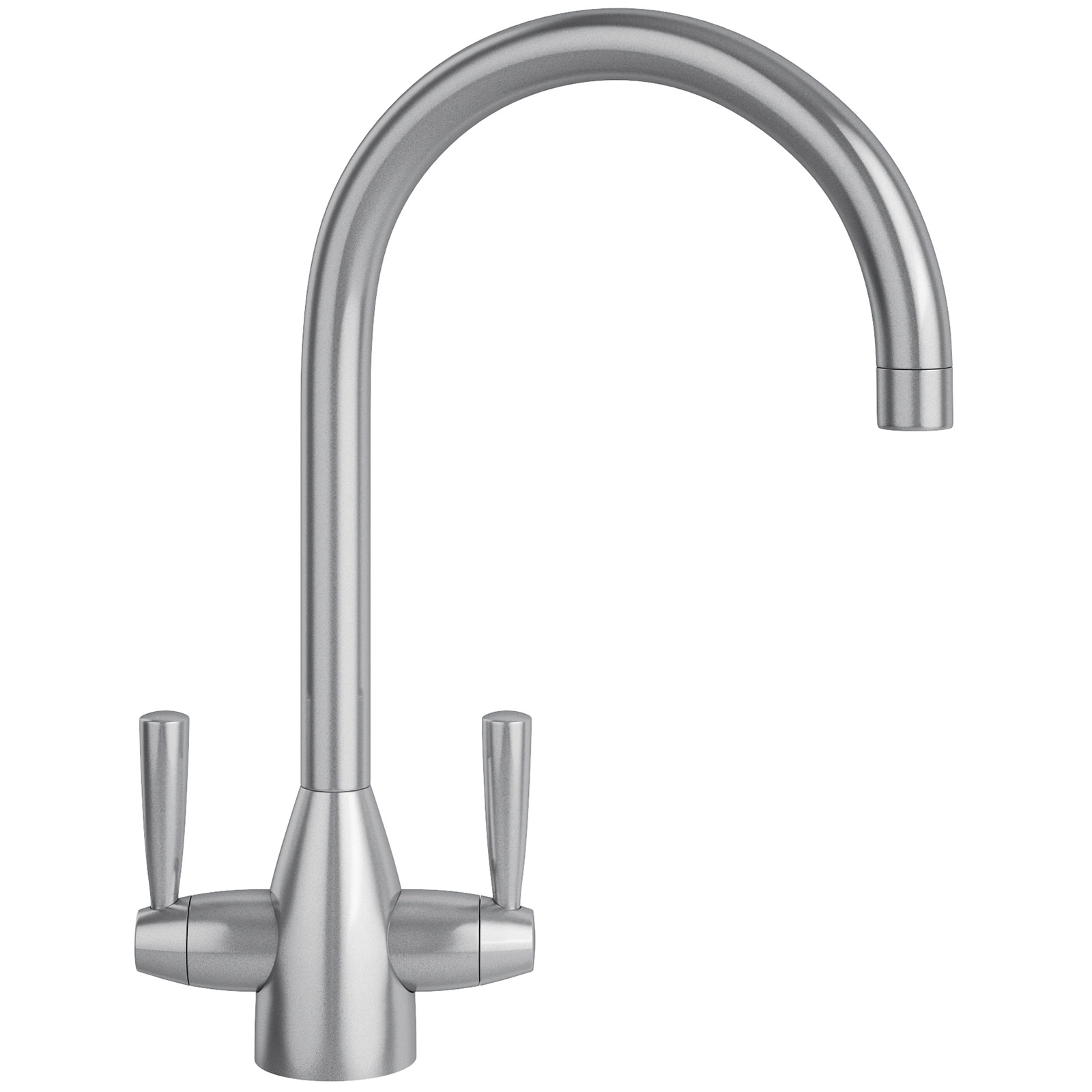 Franke Valais Kitchen Sink Mixer Tap Stainless Steel   115.0364.026