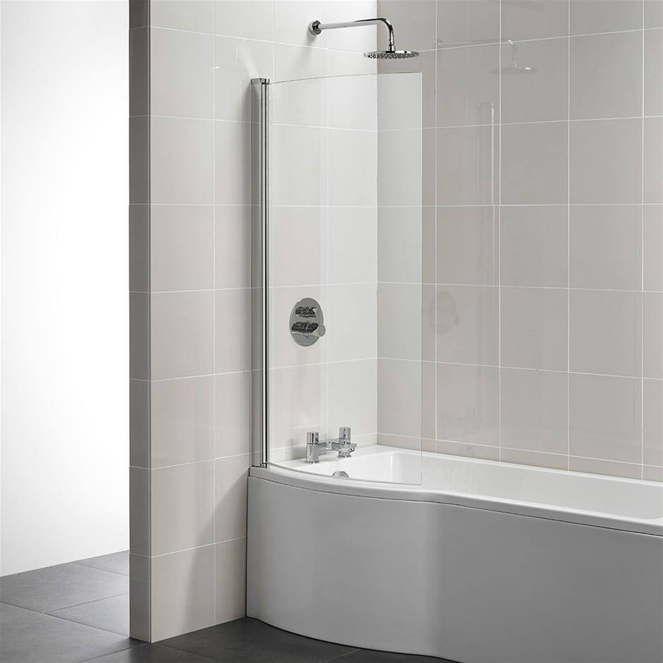 1400Mm Shower Bath ideal standard tempo arc 820 x 1400mm shower bath screen