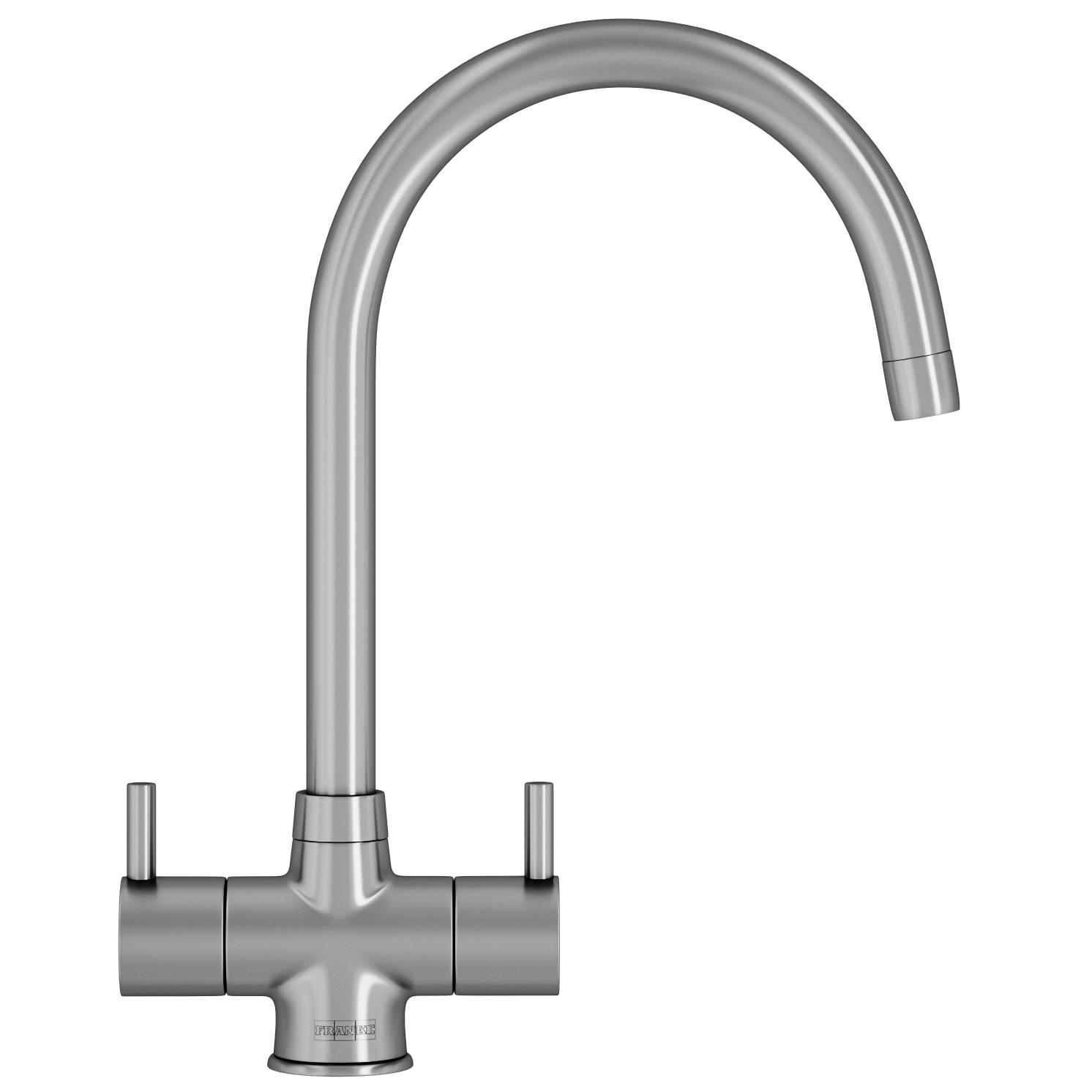 ... taps kitchen mixer taps franke athena kitchen sink mixer tap silksteel
