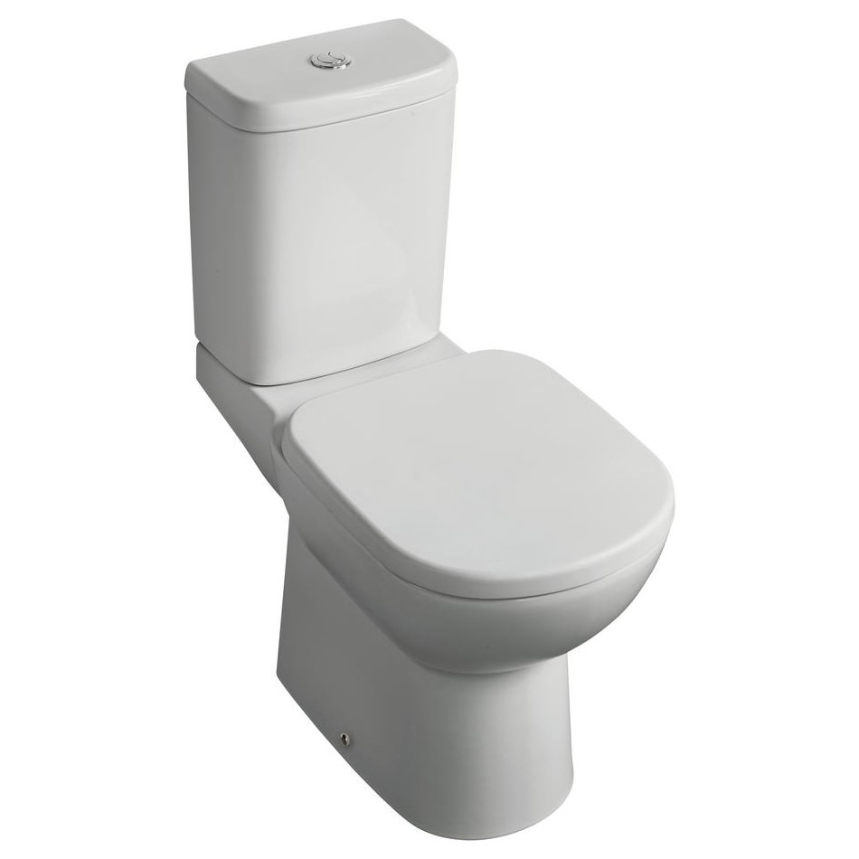 Gut gemocht Ideal Standard Tempo Close Coupled WC Pan - Horizontal Outlet OW66
