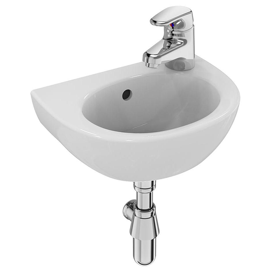 Armitage shanks bathroom sinks - Armitage Shanks Sandringham 21 350mm Right Hand 1 Taphole Handrinse Basin