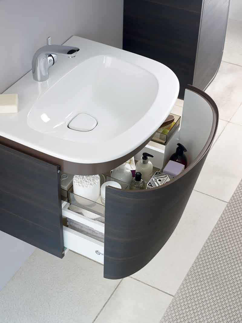 Wall Hung Bathroom Sink Units. Interior Corner Cloakroom Vanity Units ...