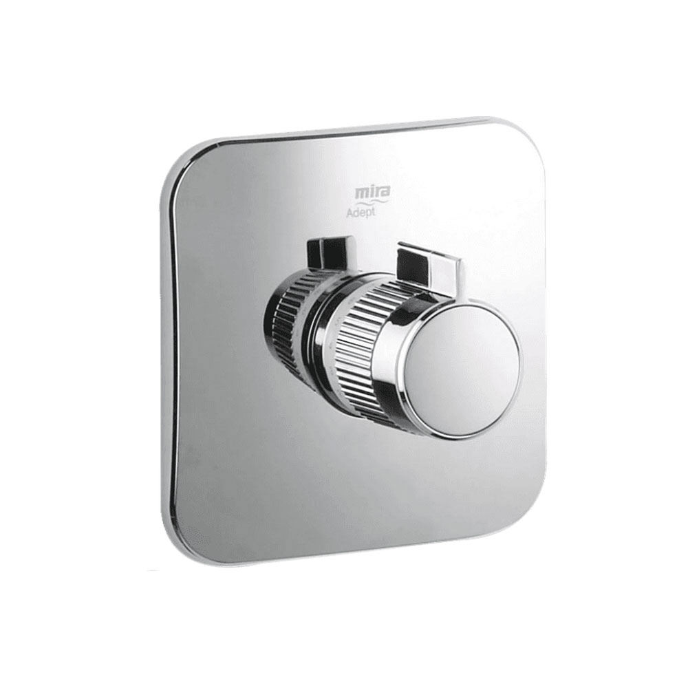 mira adept brd thermostatic shower mixer chrome additional image of mira showers 1 1736 406