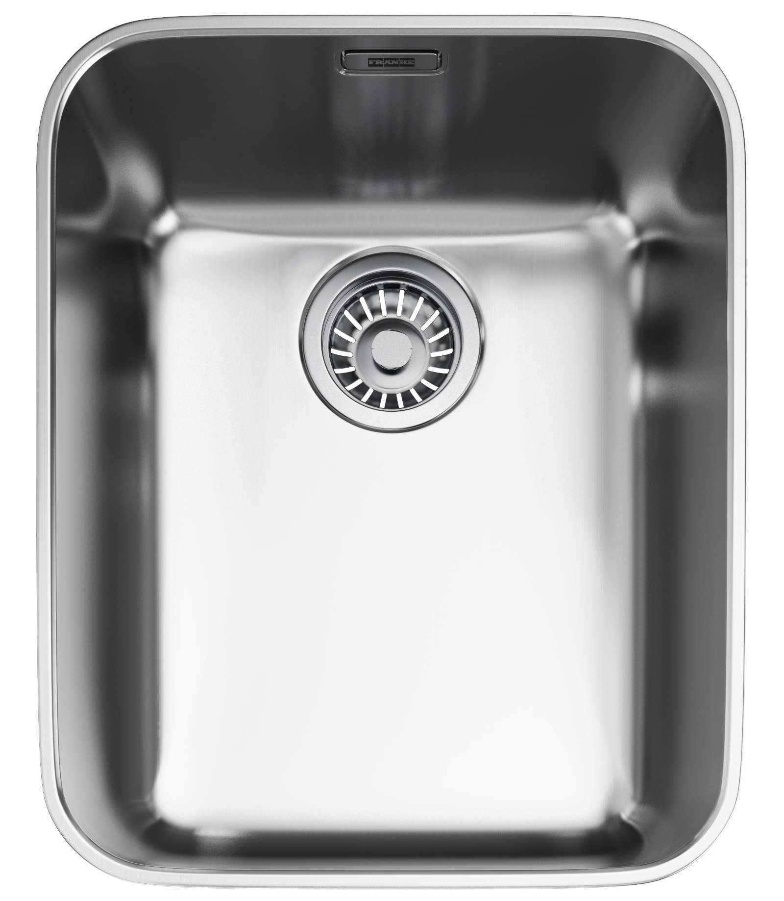 franke ariane arx 110 35 stainless steel undermount kitchen sink - Compact Kitchen Sink