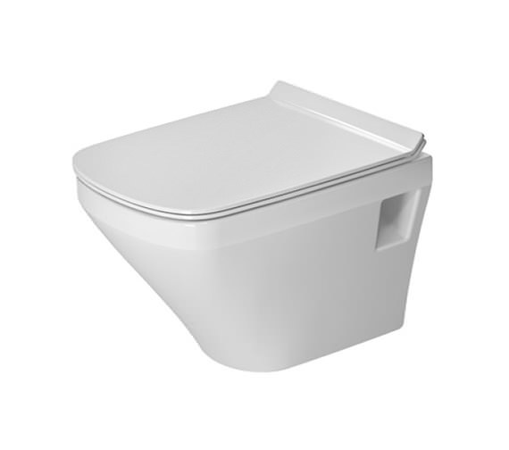 duravit durastyle 370 x 480mm wall mounted compact toilet