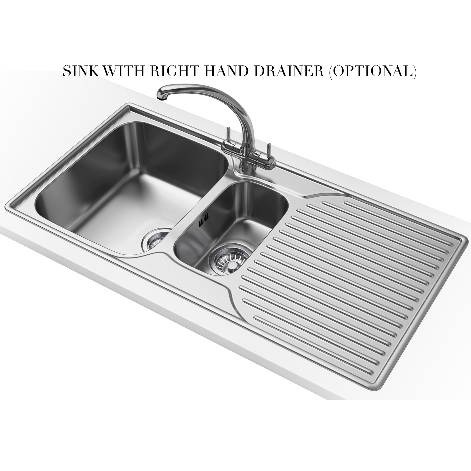 Sink Franke Stainless : Franke Ariane ARX 651P Stainless Steel 1.5 Bowl Inset Sink 101.0277 ...