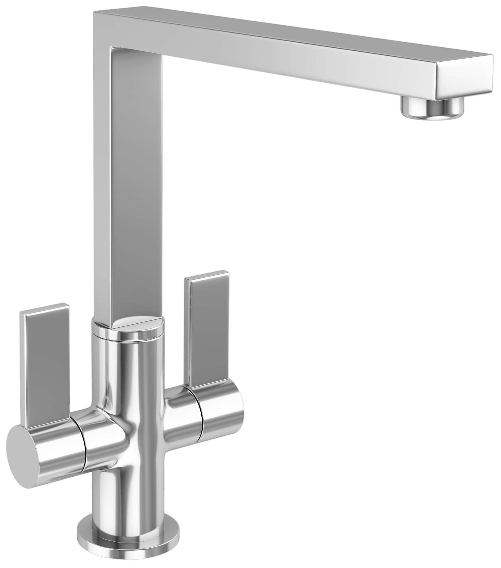 franke bern kitchen sink mixer tap chrome 1150153231. Black Bedroom Furniture Sets. Home Design Ideas