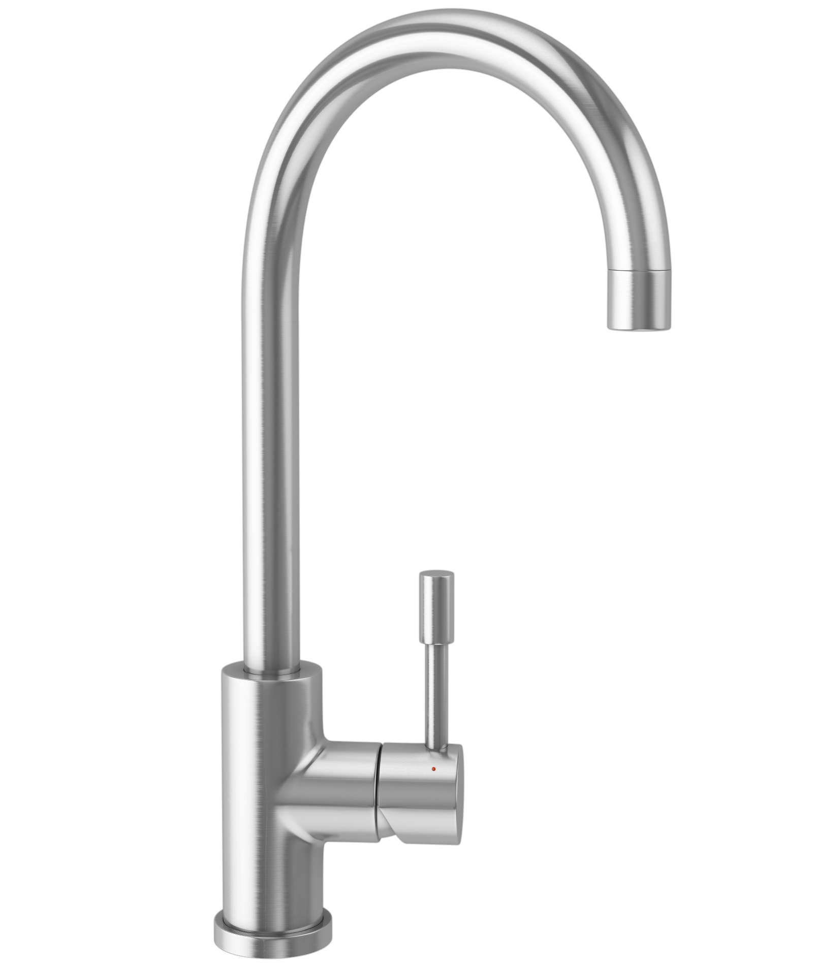 Franke Eos Kitchen Sink Mixer Tap Solid Stainless Steel 1150063568 focus for taps uk kitchen sinks for Your house
