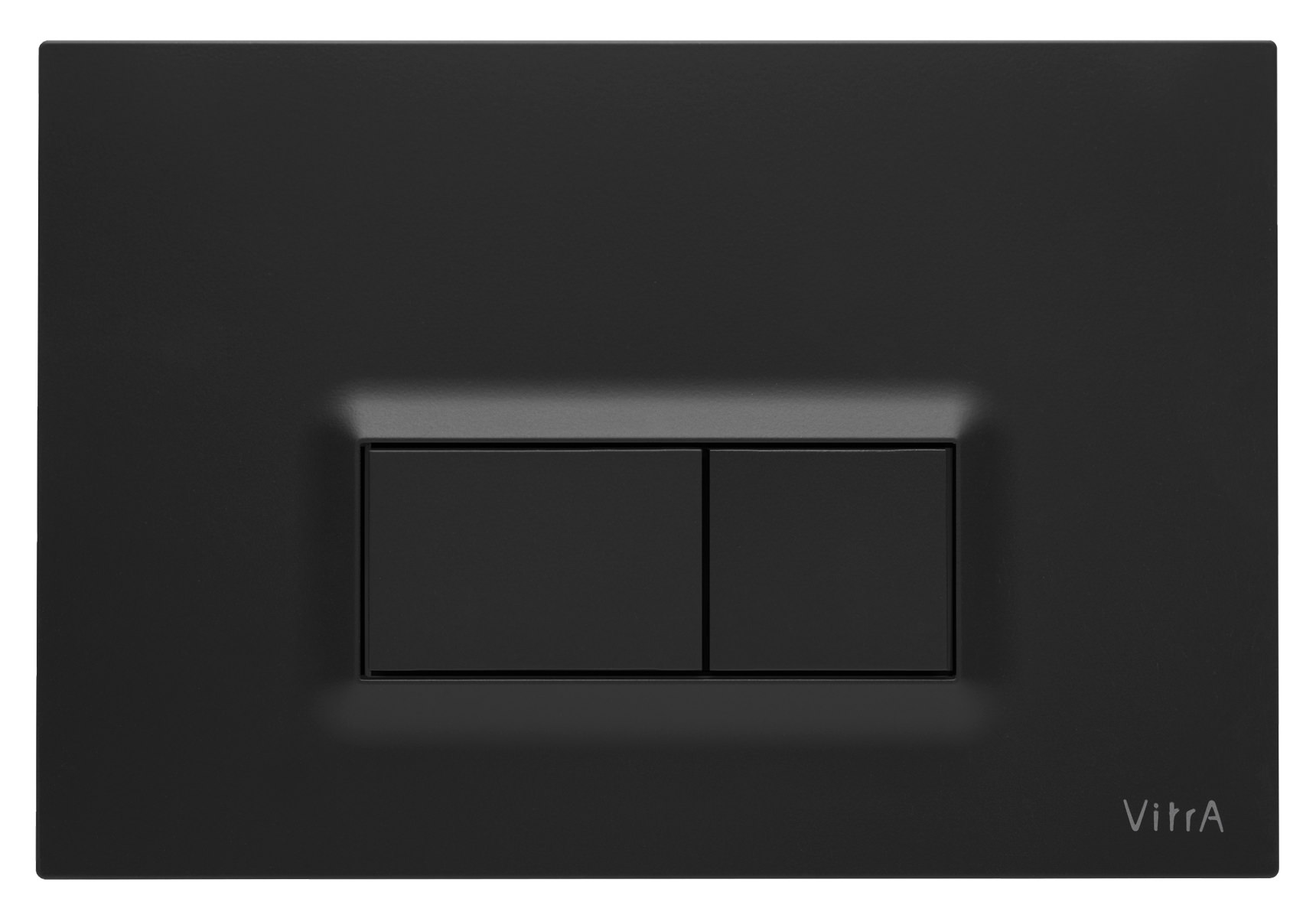 Vitra Loop R Mechanical Control Panel Matt Black
