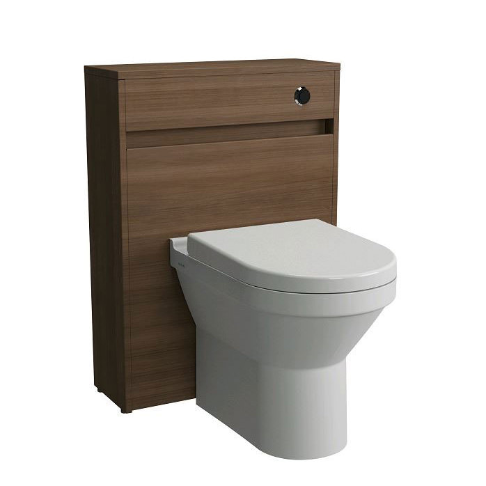 VitrA S50 600 X 220mm Floor Standing Back To Wall WC Unit