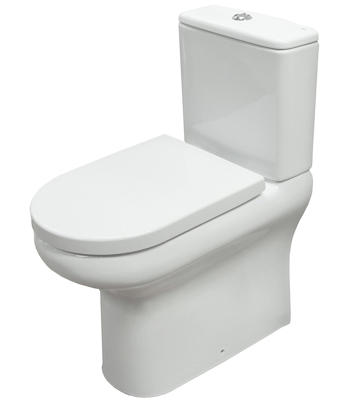 Designer Close Coupled Toilets | Modern WC | QS Supplies