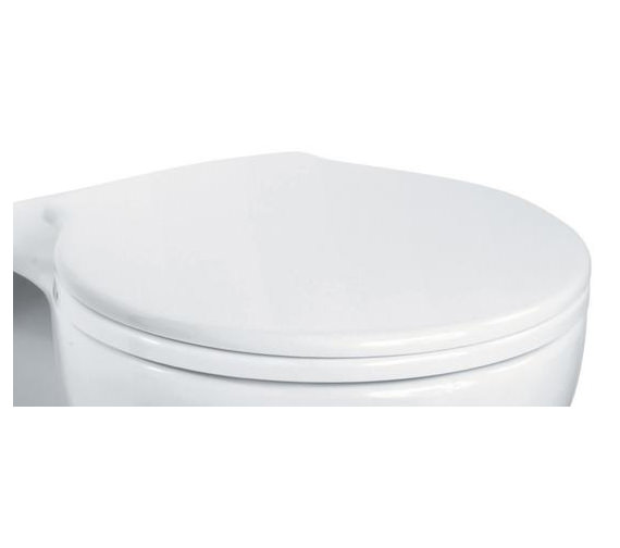 Miraculous Ideal Standard Space Toilet Seat And Cover E709101 Uwap Interior Chair Design Uwaporg