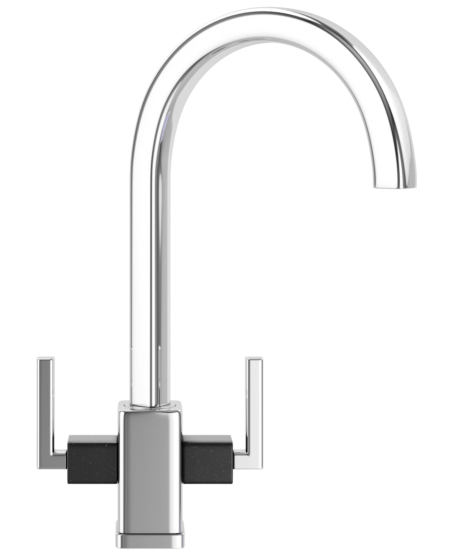 Franke Mythos Fusion DP MTF 611 Fragranite Onyx Sink And Tap 114 ...