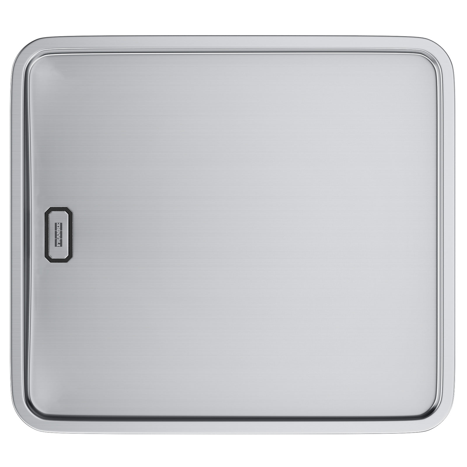 Franke Kubus KBX 104 45 Stainless Steel Undermount Sink Drainer 1120167966