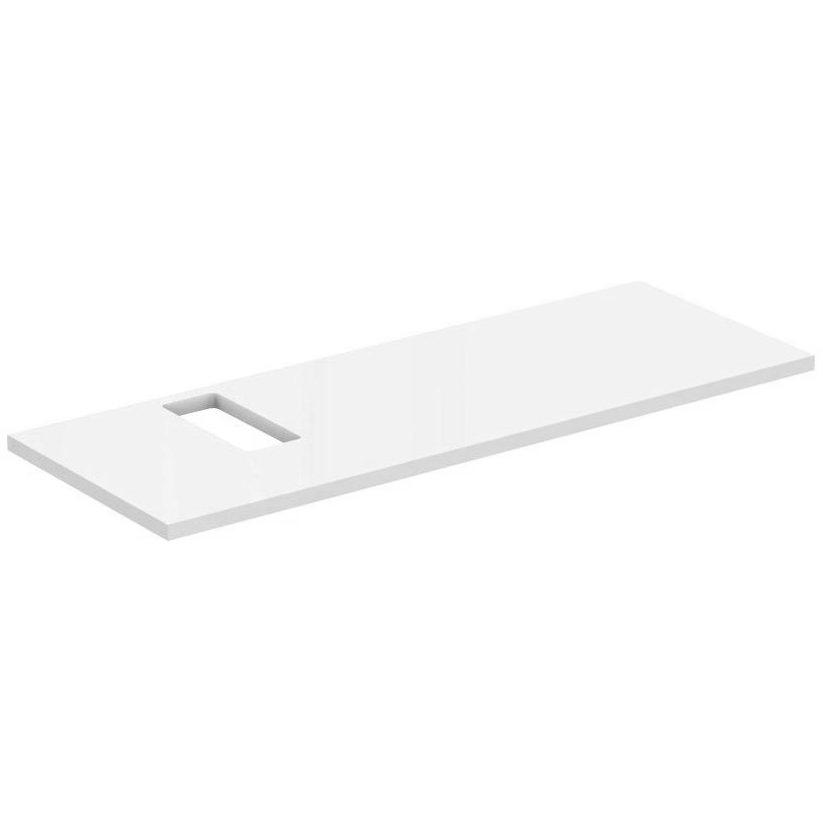 Pre Cut Kitchen Worktops : ... worktop ideal standard strada 1200mm worktop with left hand pre cut