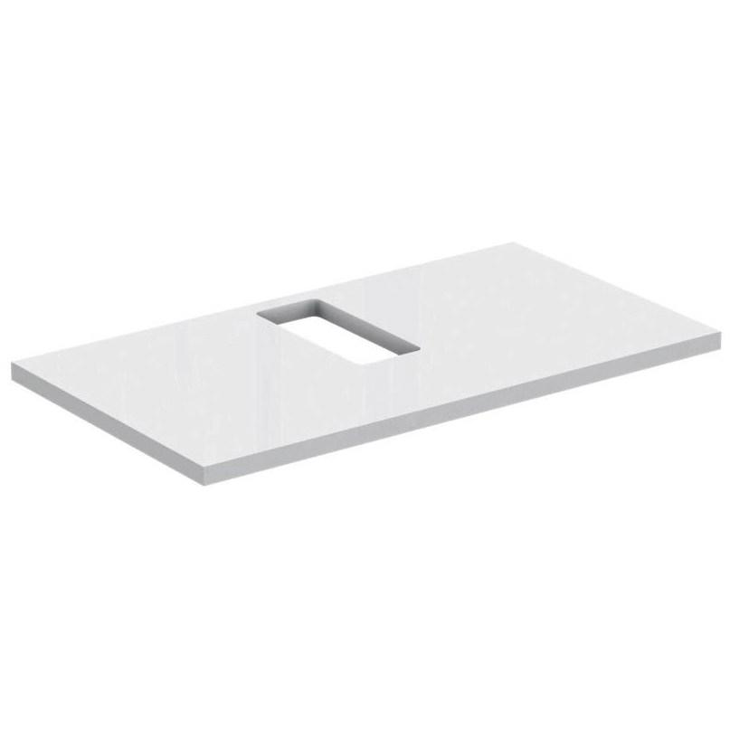 Pre Cut Kitchen Worktops : ... worktop ideal standard strada 800mm worktop with centre pre cut