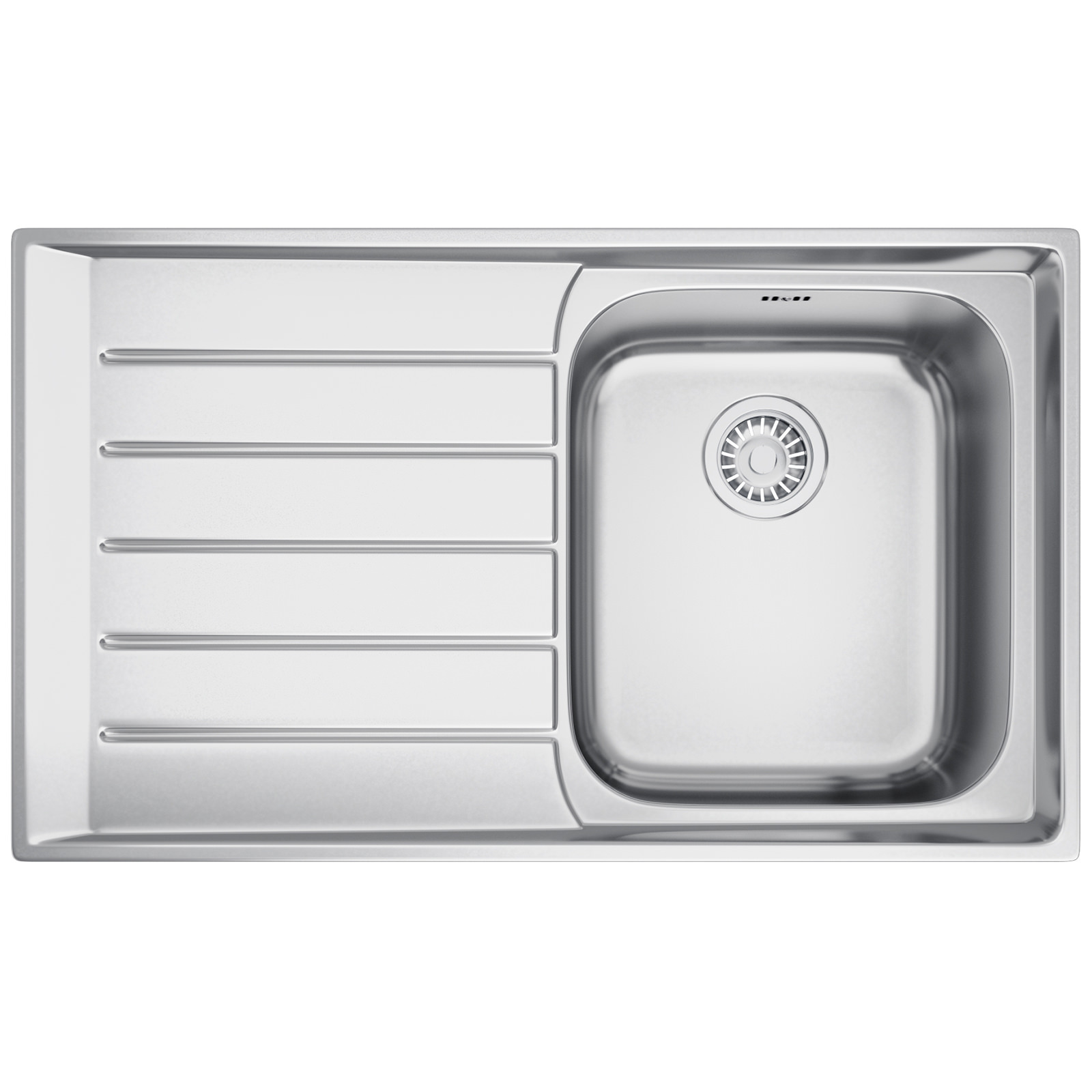 Neptune Sink : Franke Neptune Propack NEX 211 Stainless Steel Kitchen Sink And Tap