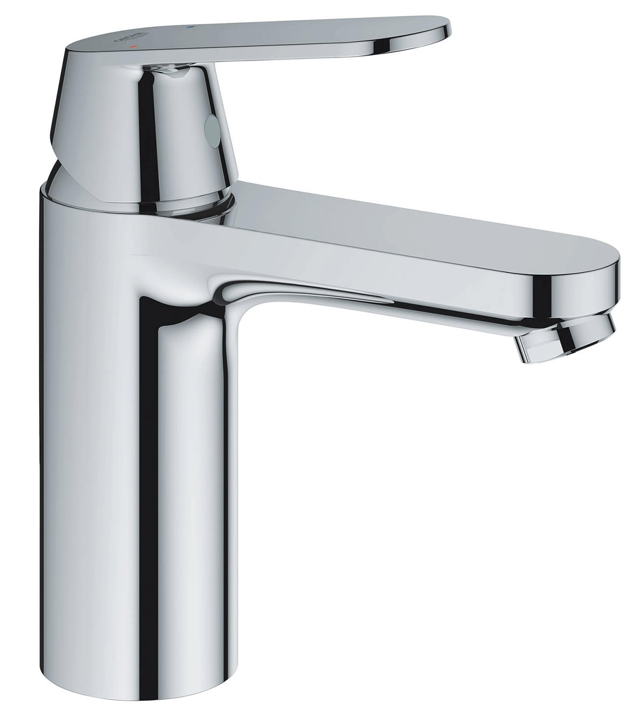 grohe eurosmart cosmopolitan chrome basin mixer tap. Black Bedroom Furniture Sets. Home Design Ideas