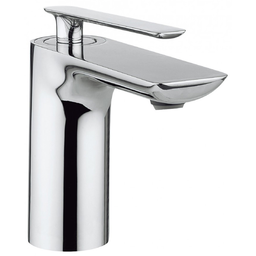 crosswater silk monobloc basin mixer tap si110dnc. Black Bedroom Furniture Sets. Home Design Ideas