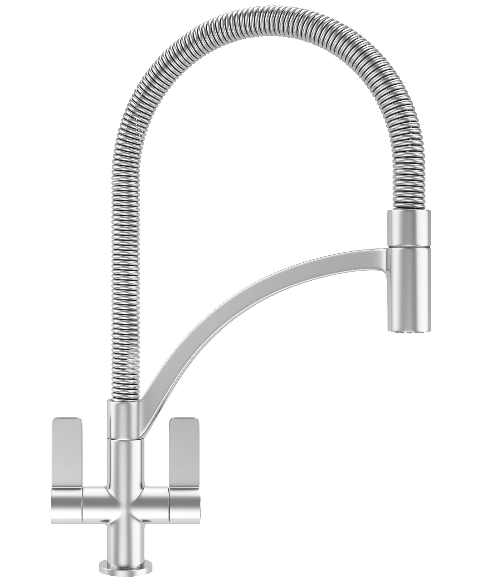 Franke Wave Pull Out Nozzle Kitchen Sink Mixer Tap