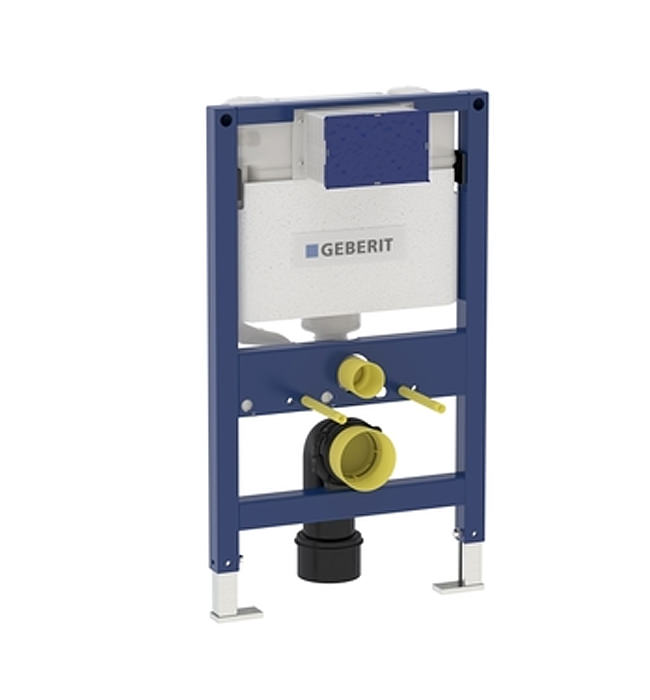 Geberit duofix wc frame h82 with kappa up200 cistern 15cm for Geberit technical support