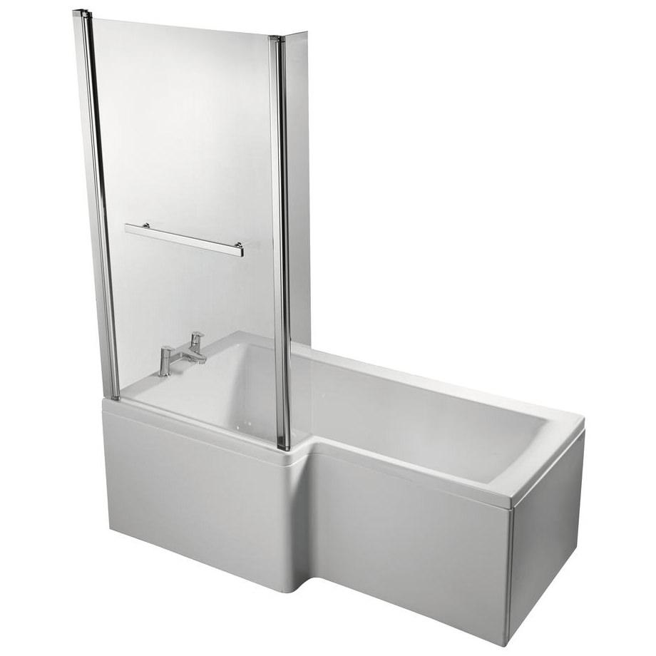 ideal standard concept 808 828 x 1403mm square shower bath
