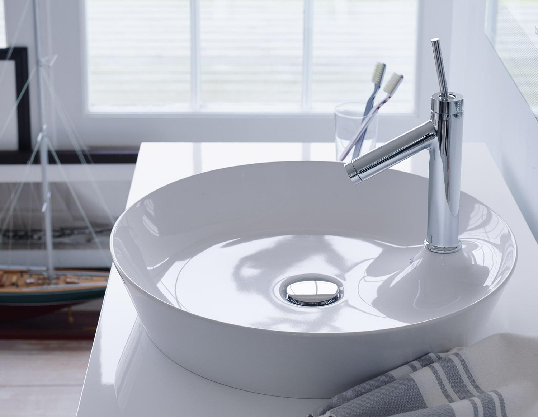 Duravit Cape Cod 480mm Round Wash Bowl - 2328480000