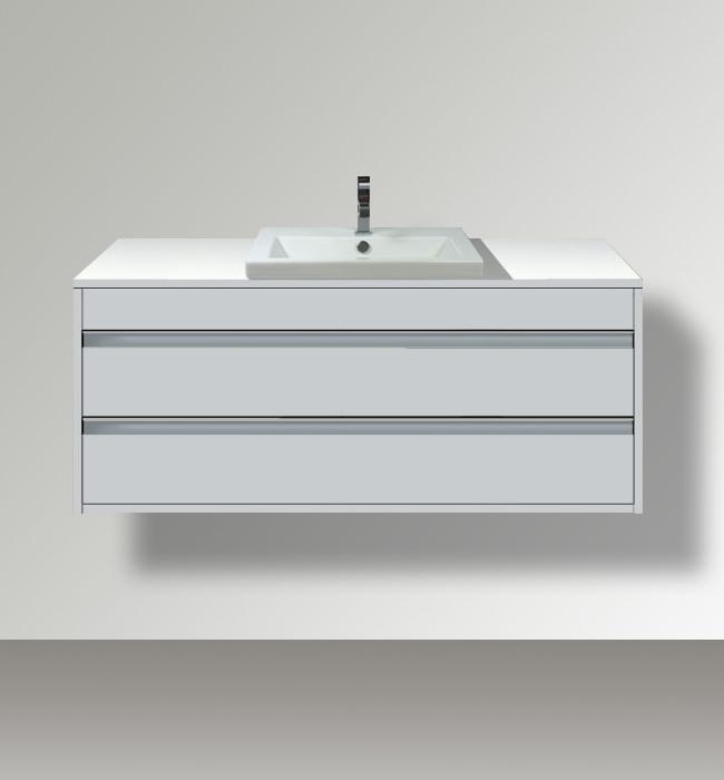 Duravit ketho 1000mm 2 drawers unit for vanity basin for 1000mm kitchen drawer unit