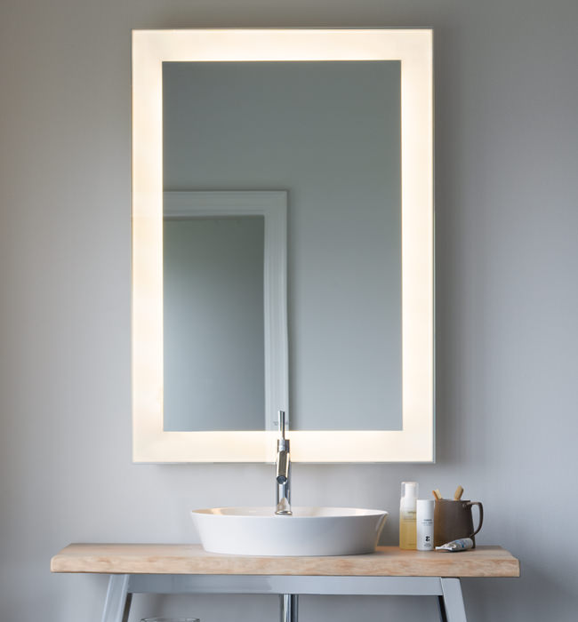 Duravit Cape Cod Mirror With Lighting Cc964100000