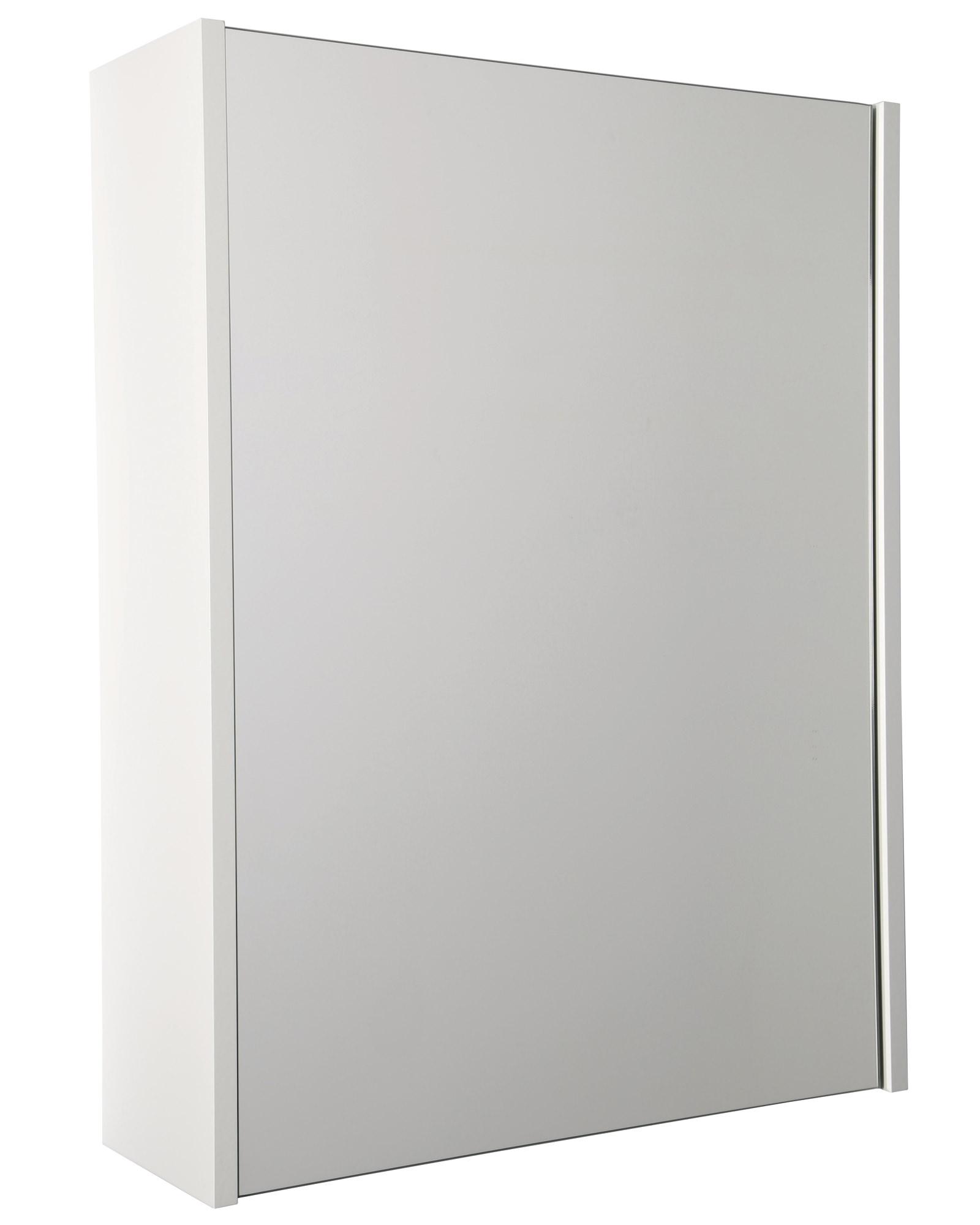 croydex aldford single mirror door cabinet wc710122