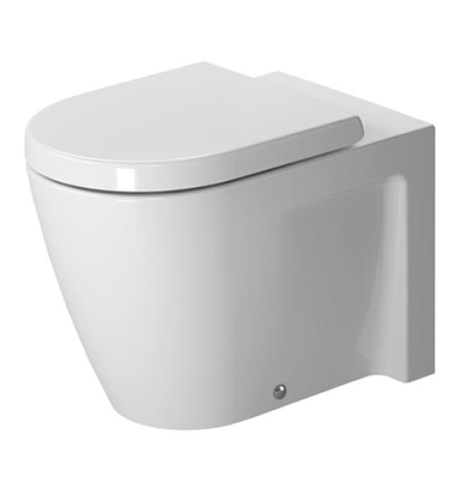duravit starck 2 floor standing toilet 370 x 570mm