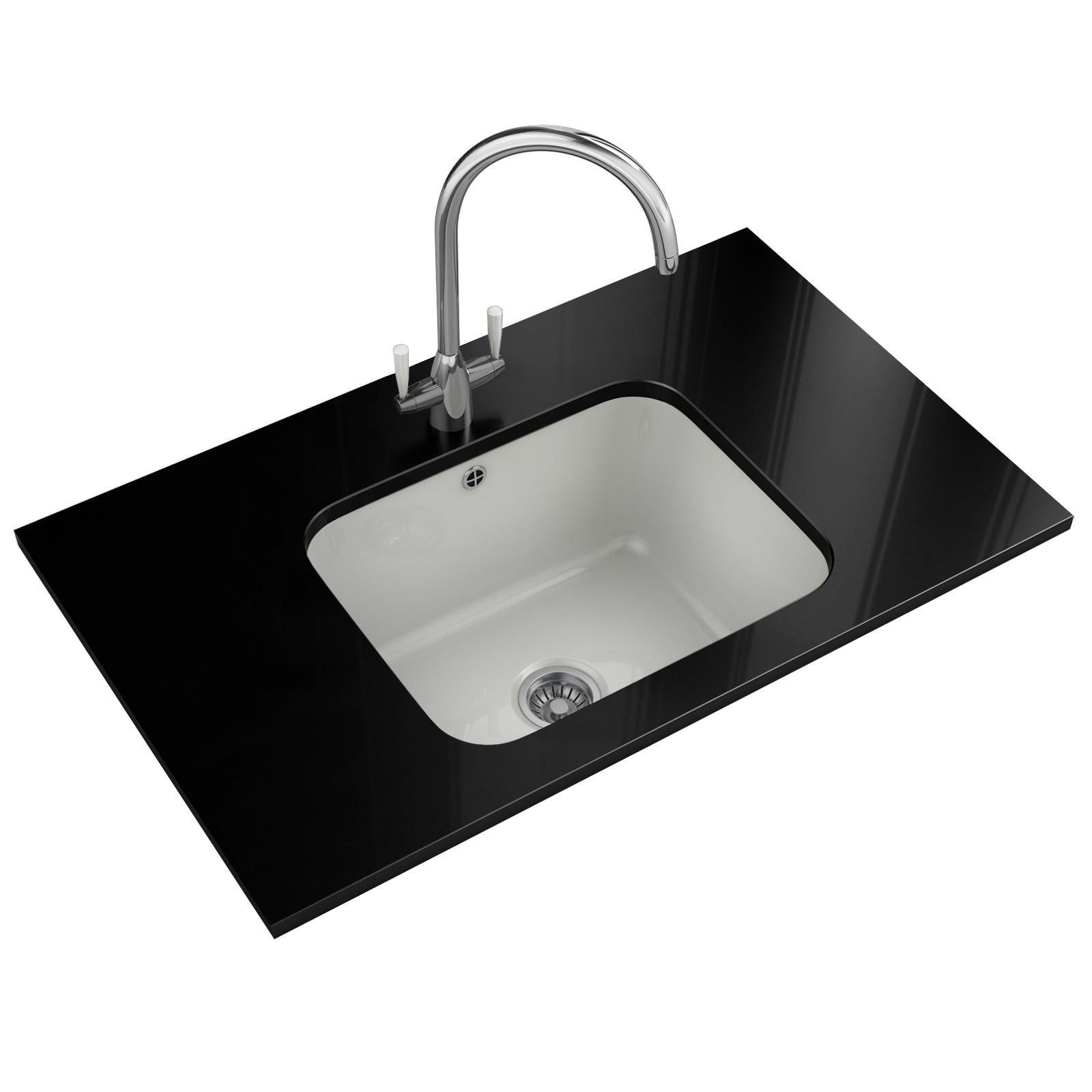 Franke v and b designer pack vbk 110 50 ceramic kitchen sink and tap workwithnaturefo