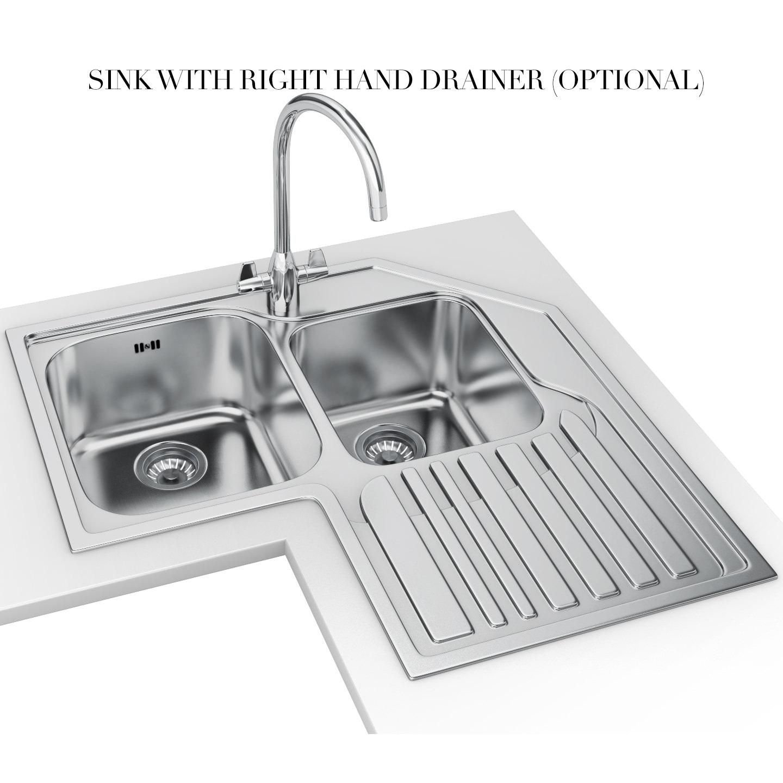 Franke Corner Kitchen Sink Befon For