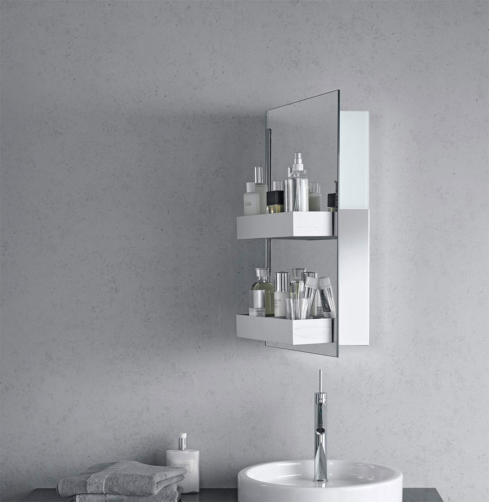 Amazing Image Of Duravit Starck 1 Furniture And Washbasin 470mm  038647  S1