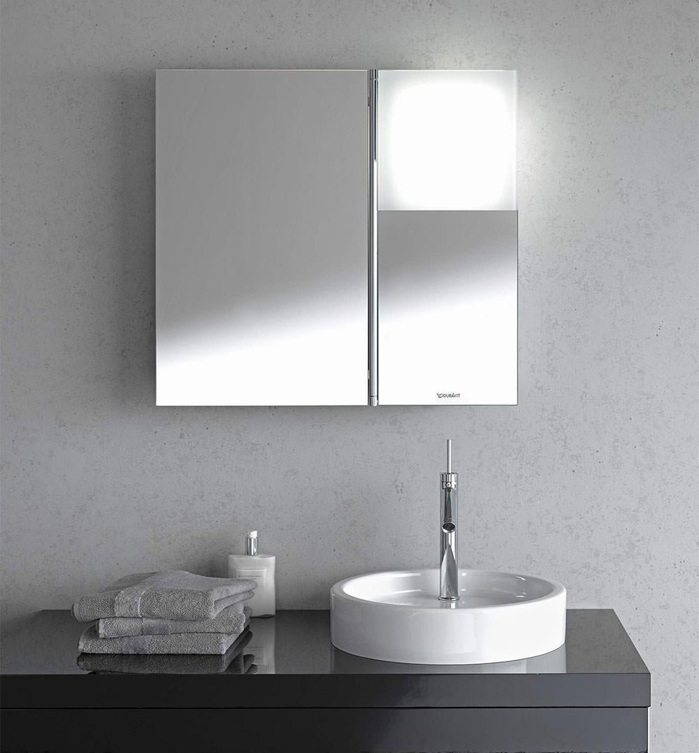 Duravit Starck Mirror Cabinet 600 X 700mm S19720l0000