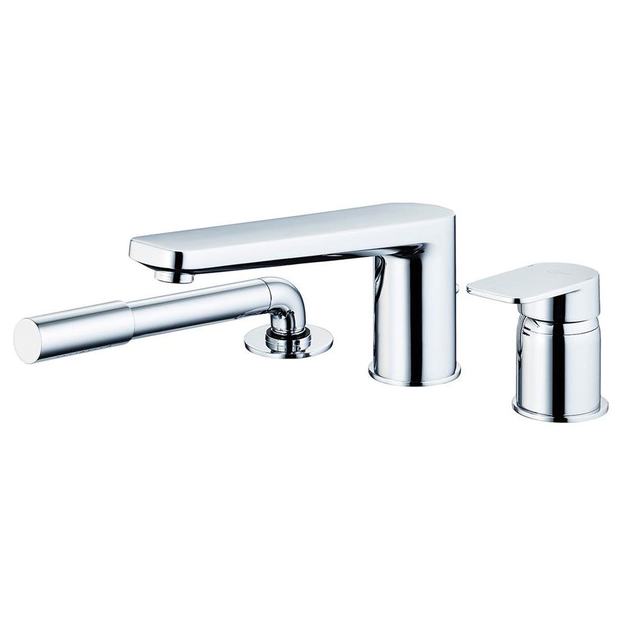 ideal standard tonic ii 3 hole single lever bath shower