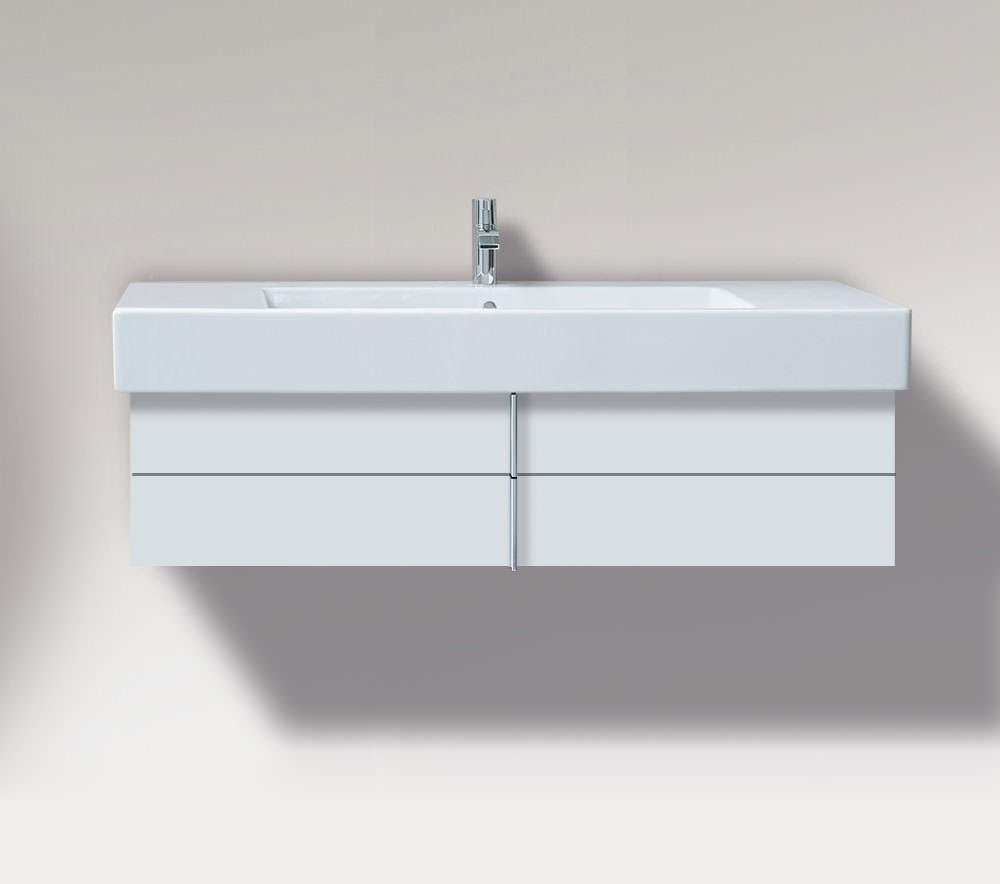 duravit vero 1000mm 2 drawer unit and 1050mm basin. Black Bedroom Furniture Sets. Home Design Ideas