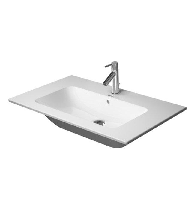 duravit me by starck 830mm 1 taphole furniture washbasin 233683. Black Bedroom Furniture Sets. Home Design Ideas