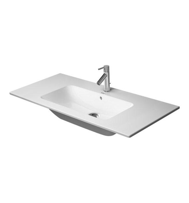 duravit me by starck 1030mm 1 taphole furniture washbasin 233610. Black Bedroom Furniture Sets. Home Design Ideas