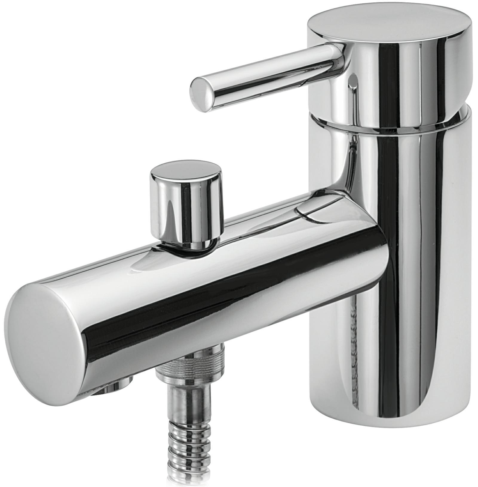 sagittarius piazza monobloc bath shower mixer tap and kit. Black Bedroom Furniture Sets. Home Design Ideas
