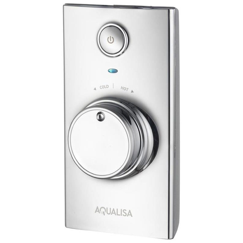 Aqualisa Visage Concealed Digital Shower With Fixed Head