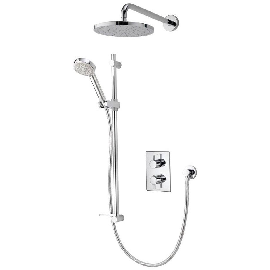 Aqualisa Dream Dcv Concealed Thermostatic Shower Slide