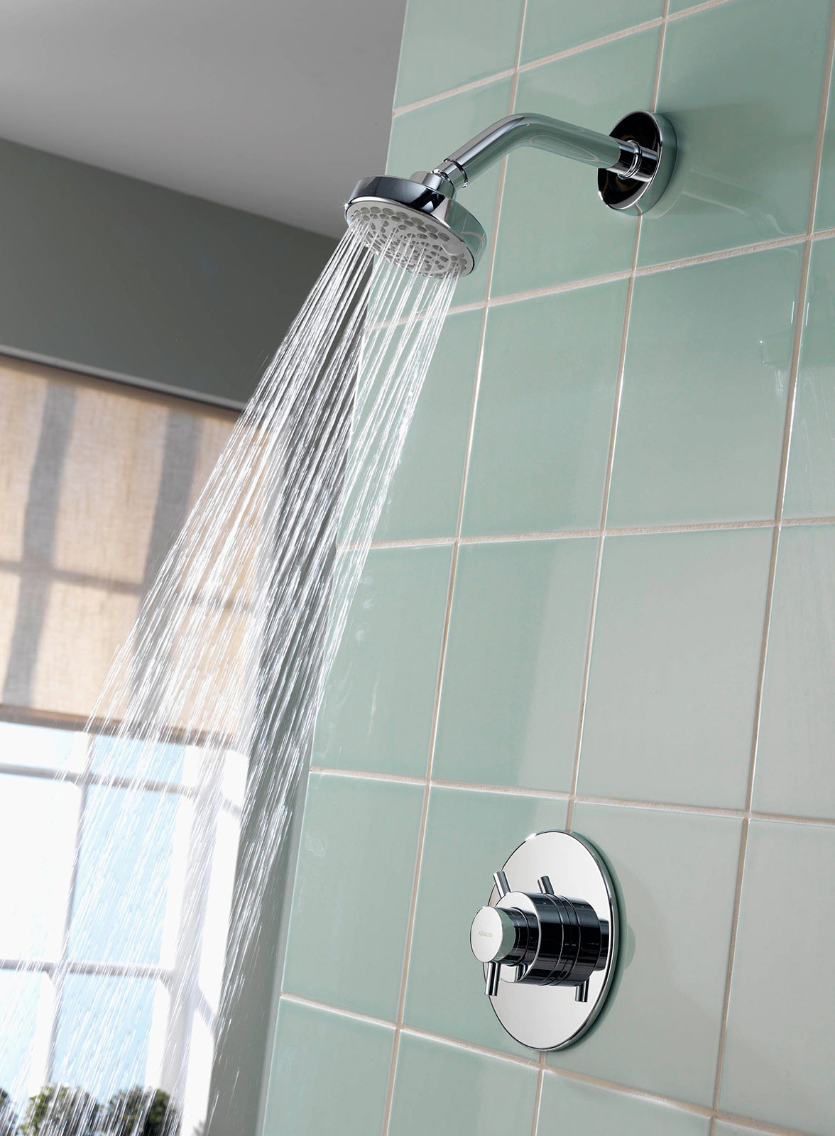 Aqualisa Aspire Dl Concealed Thermostatic Shower Mixer