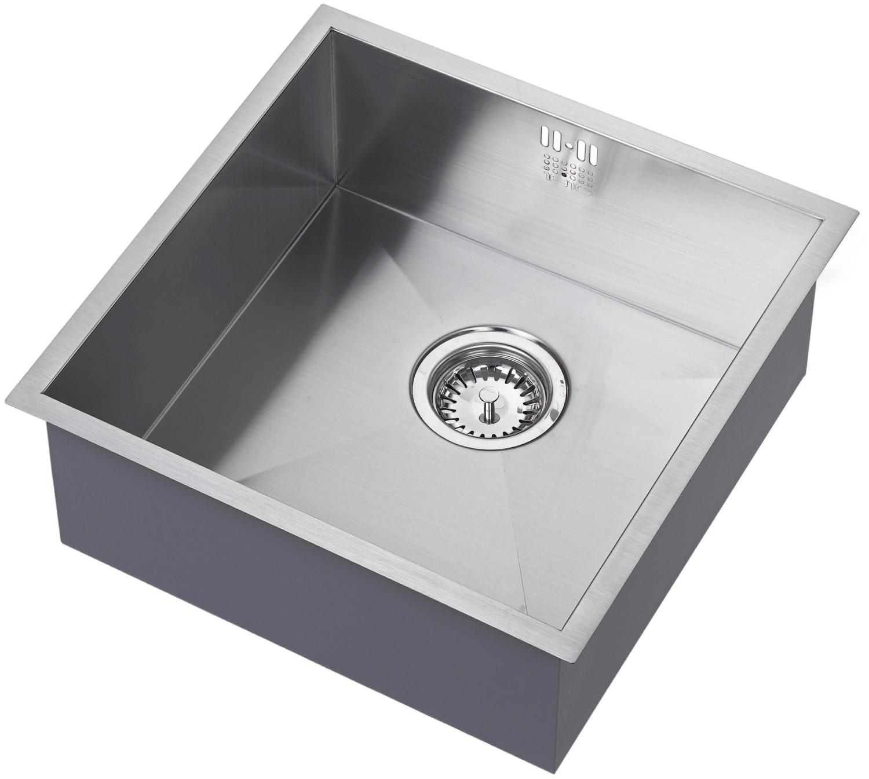 1810 company zenuno 400u 1 0 bowl kitchen sink zu 40 u s 019 for The kitchen sink company