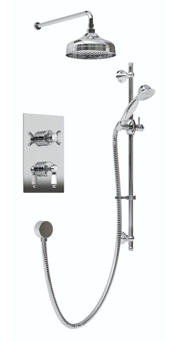 Bristan Renaissance Bath Shower Mixer bristan renaissance shower pack - renaissance shwr pk